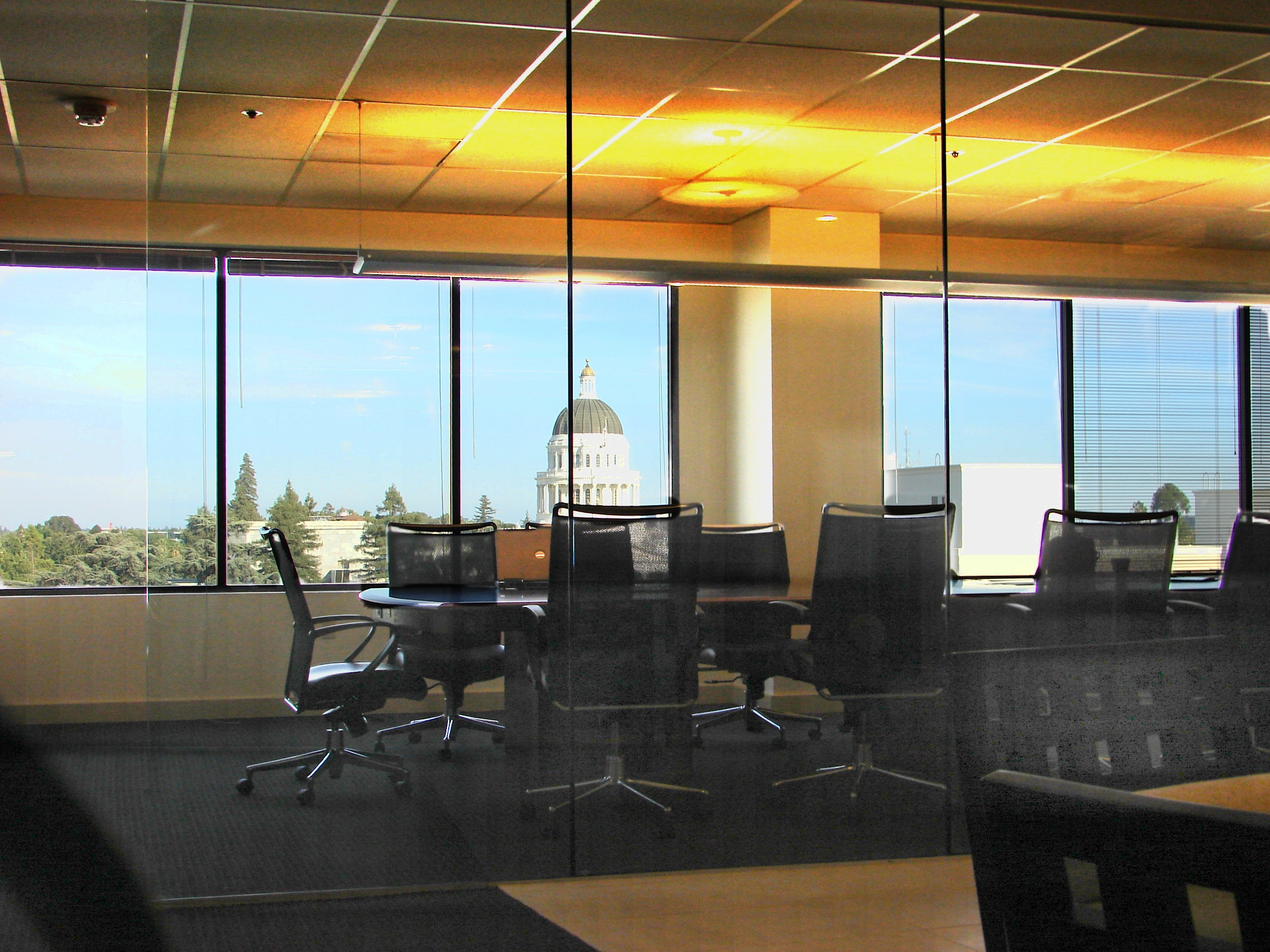 Board Room at PBC Sacramento