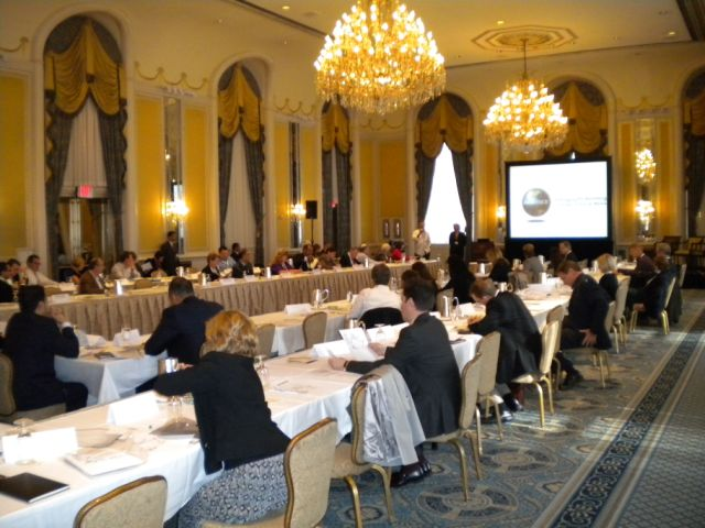 Office Space Industry Meeting In New York