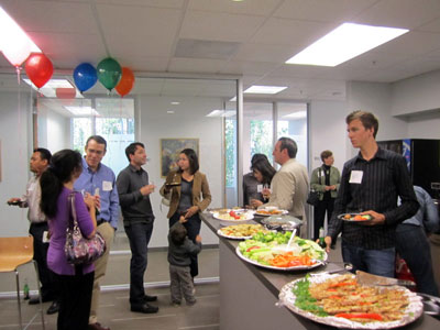 PBC San Mateo Networking