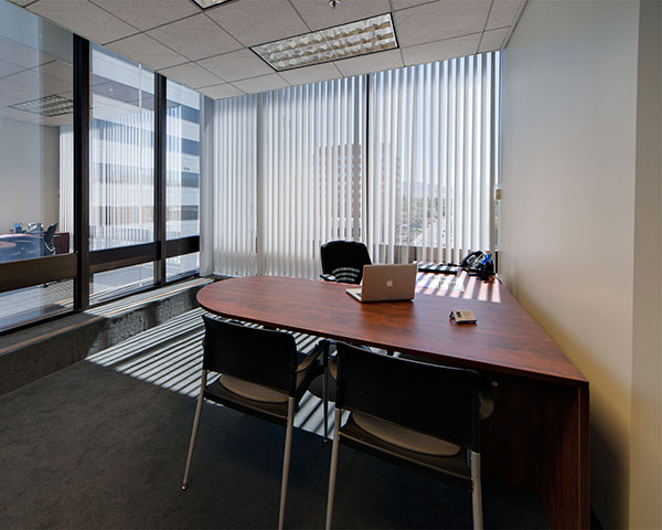 Pacific Workplaces Furnished Office Space
