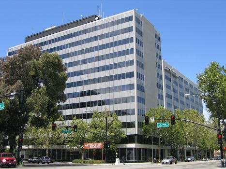 Pacific Workplaces San Jose Market Street Building Exterior