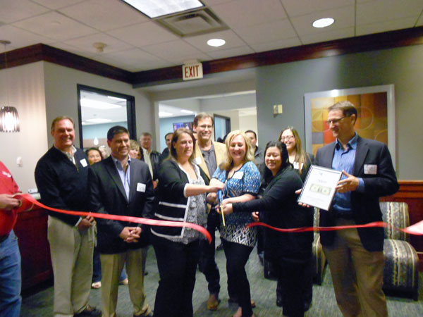 Pacific Business Centers Reno Ribbon Cutting