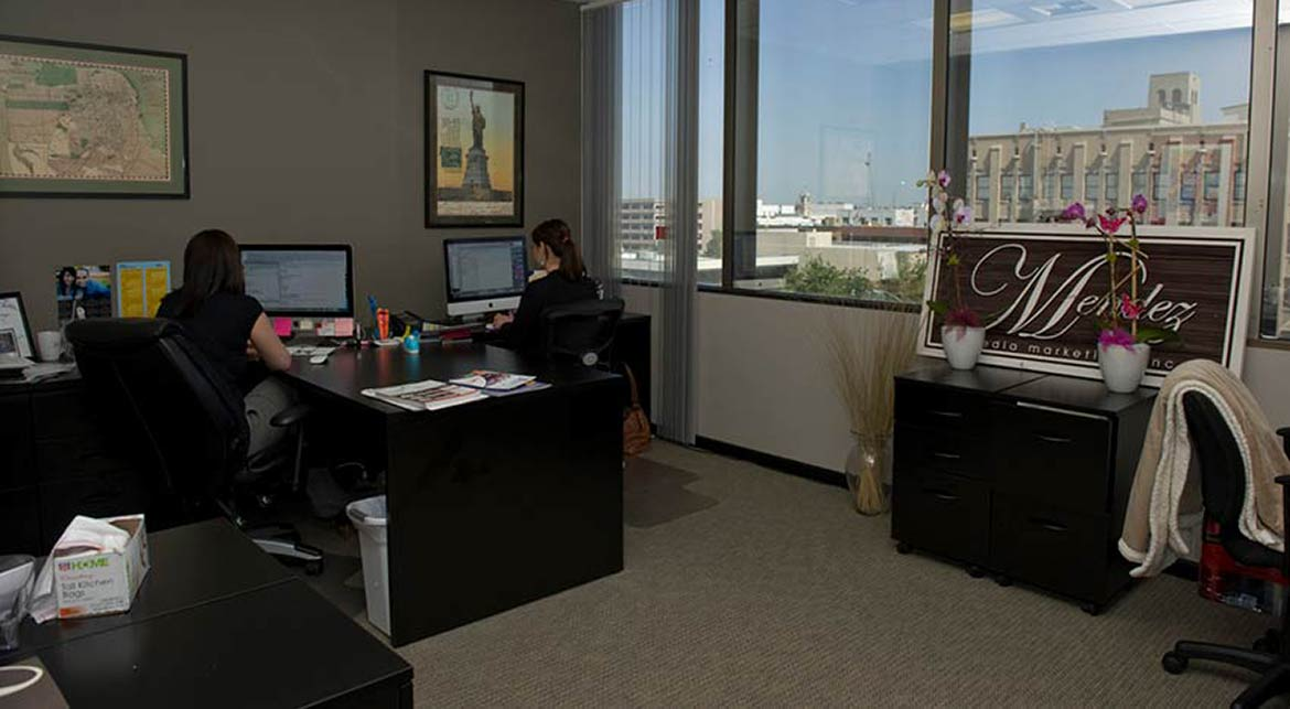 Pacific Workplaces Bakersfield Office Space