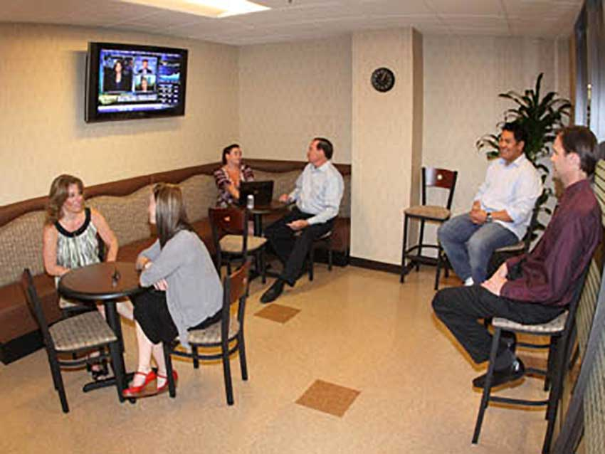 Pacific Workplaces San Jose Market Street Business Lounge and Members