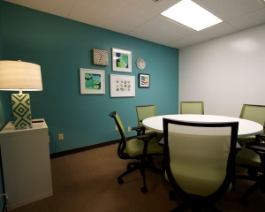 San Jose Meeting Room