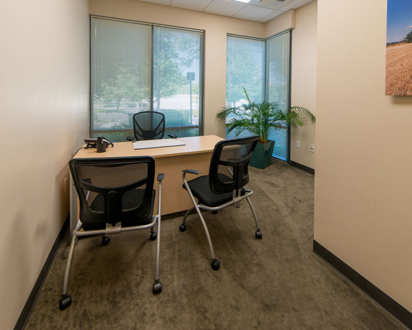 Pacific Workplaces Sacramento Greenhaven Virtual Office Plans and Day Offices