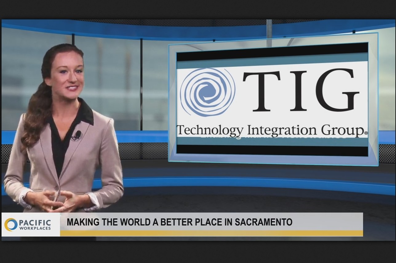 Making the world a better place in Sacramento: Technology Integration Group, West Valley Construction and Re Vision Consulting