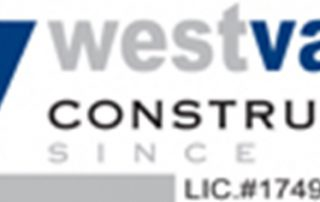 Image of West Valley Construction Valley Logo