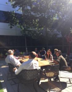 Happy Hour Community Event PAC Palo Alto