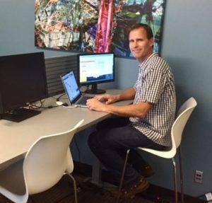 Keith coworking in San Jose