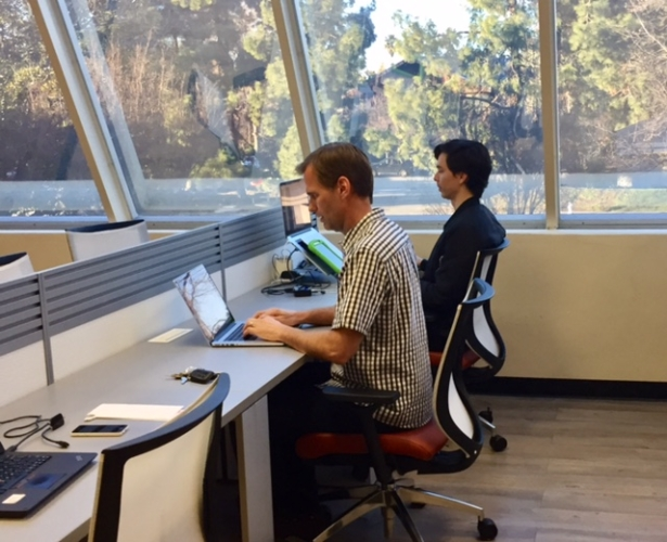 Keith coworking in Sunnyvale