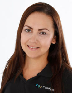 Palo Alto Office Space Manager Denise Mora