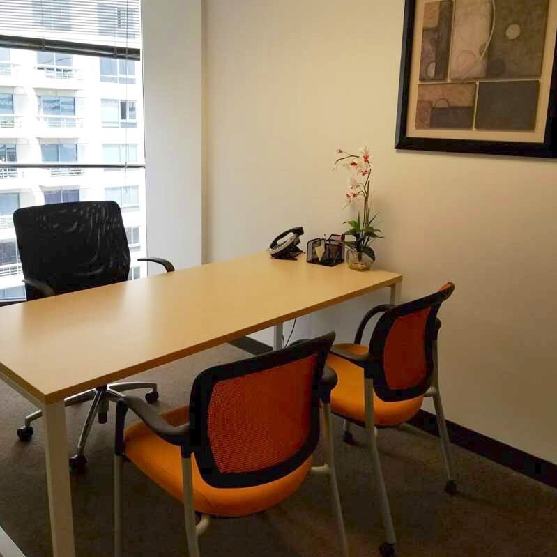 Pacific Workplaces San Francisco Private Office Space