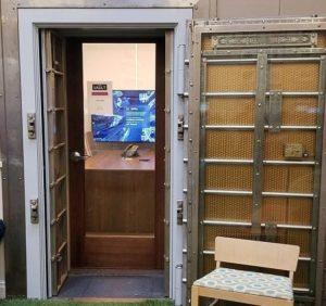 NextSpace Coworking Berkeley The Vault Meeting Room