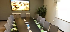 NextSpace Coworking Santa Cruz Boardroom powered by Pacific Workplaces Meeting Room