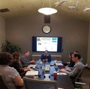 NextSpace Santa Cruz Coworking powered by Pacific Workplaces Meeting Room Space
