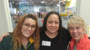 Pacific Workplaces Volunteers at Community Food Bank
