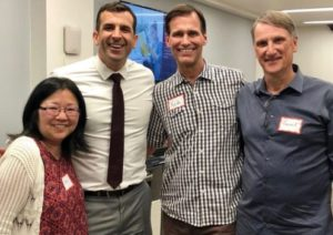 San Jose Mayor Sam Liccardo Visits NextSpace Coworking San Jose