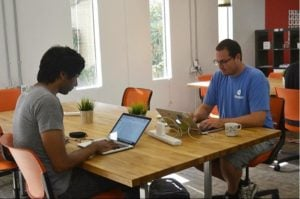 Enerspace Coworking Palo Alto Day Passes