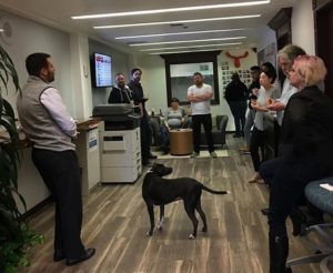 NextSpace Coworking San Jose pet friendly coworking space