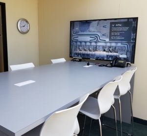 Pacific Workplaces Meeting Rooms Apple Airplay Collaboration Tool