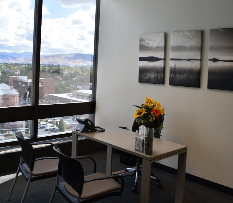 Pacific Workplaces Reno Virtual Office Plans and Day Offices