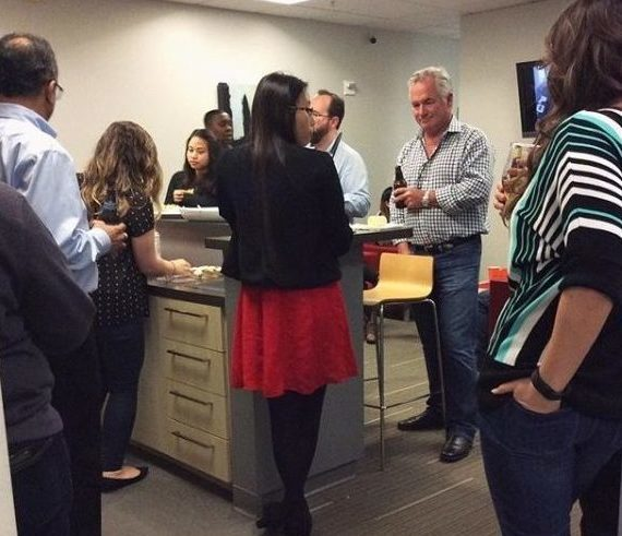 Pacific Workplaces San Mateo Member Events and Happy Hours