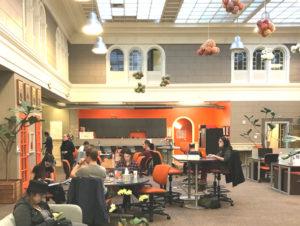 NextSpace Coworking Berkeley Hub for Entrepreneurs