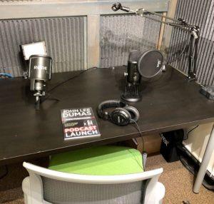 NextSpace Coworking Santa Cruz Cove Podcast Room