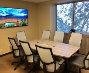 Pacific Workplaces San Jose Virtual Offices Liberty Meeting Room