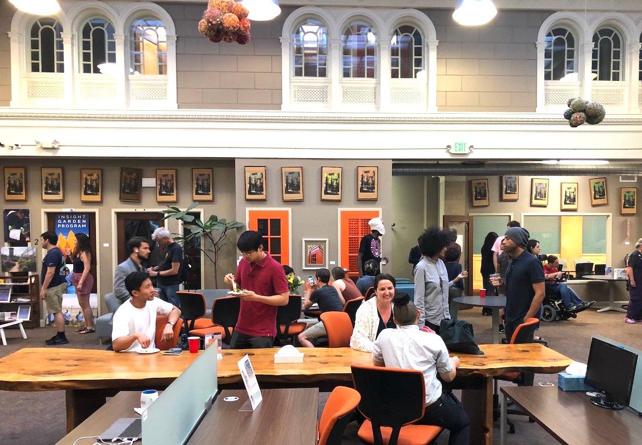 NextSpace Berkeley - Coworking Space 5th Anniversary