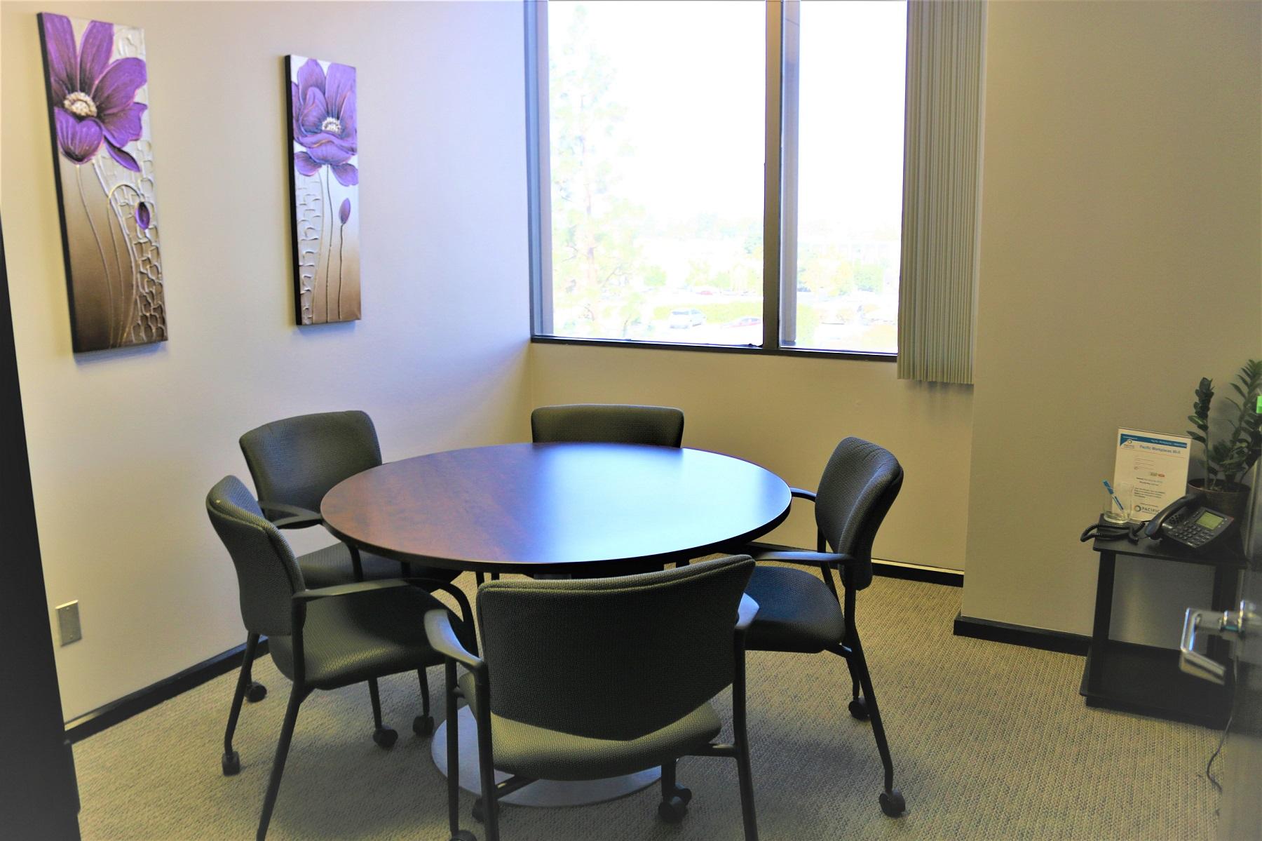 Pacific Workplace Bakersfield Opus Meeting Room