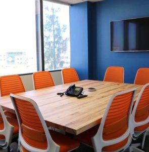 Pacific Workplaces Bakersfield Riesling Meeting Room
