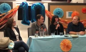 NextSpace Coworking Santa Cruz 10 Year Anniversary Panel Discussion