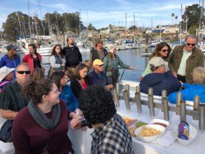 NextSpace Coworking Santa Cruz 10 Year Anniversary Sunset Cruise