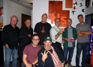 NextSpace Coworking Santa Cruz10 Year Anniversary Original Members
