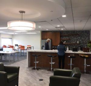 Pacific Workplaces Walnut Creek Cafe Area