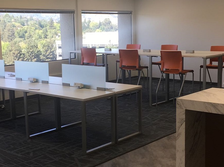 Pacific Workplaces Walnut Creek Open Coworking Space