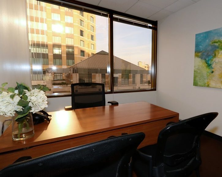 Pacific Workplaces Flexible Office Space