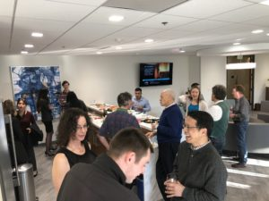 Pacific Workplaces Walnut Creek Holiday Member Event