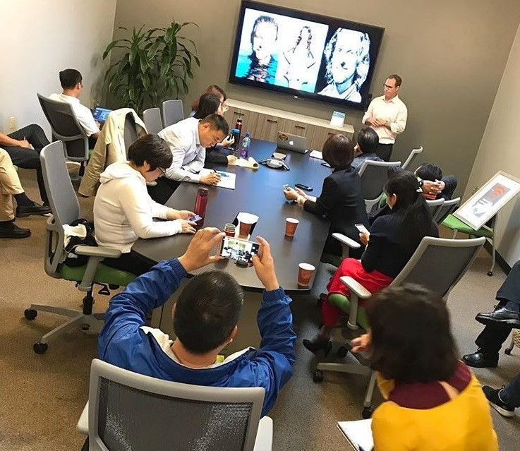 Nextspace Coworking Santa Cruz International Groups Meetup