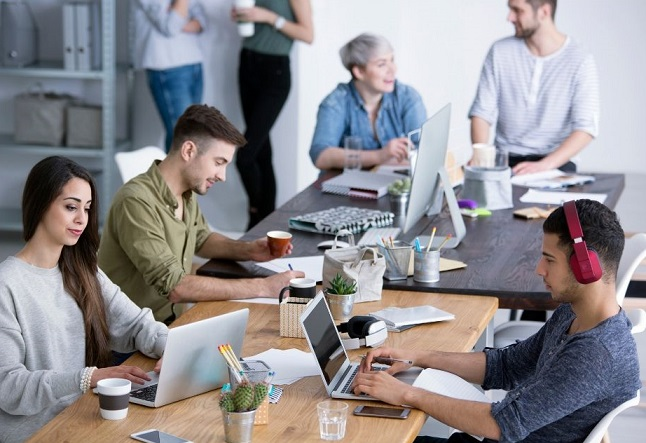 Niche Coworking Spaces for Digital Creatives