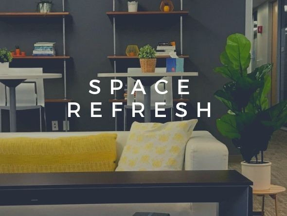 Enerspace Coworking Palo Alto Space Refresh
