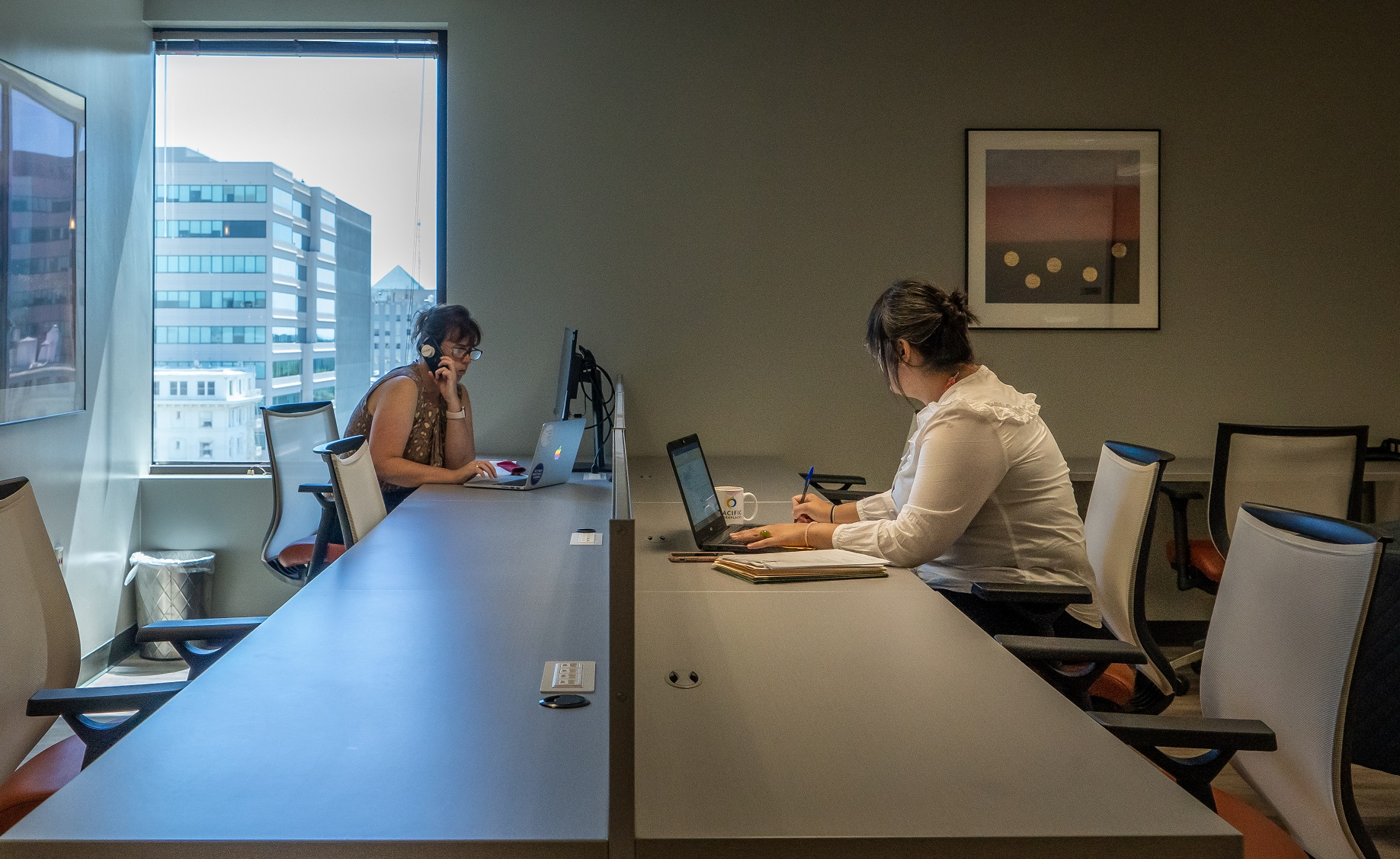 Pacific Workplaces Sacramento Capitol Open Coworking Space and Day Passes
