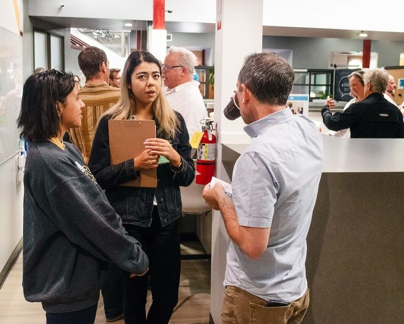 NextSpace Coworking Santa Cruz Member Events | Breakfast Networking