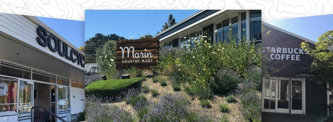 Pacific Workplaces Marin County Local Amenities