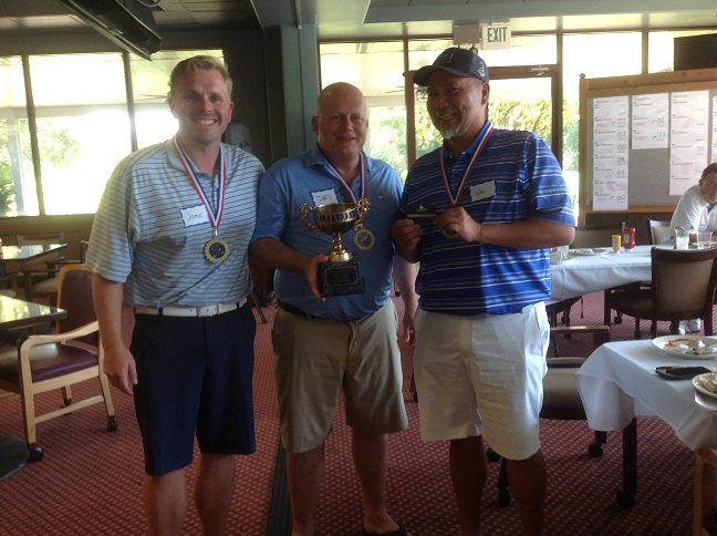 Pacific Workplaces Sacramento Capitol Events-Annual Golf Tournament Winners