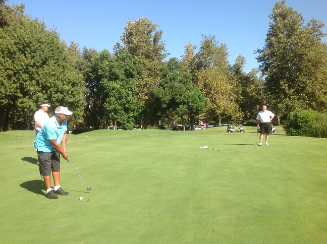 Pacific Workplaces Sacramento Capitol Events-Annual Golf Tournament