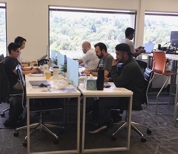 Flexible Office and Coworking Space Rentals | Pacific Workplaces Walnut Creek