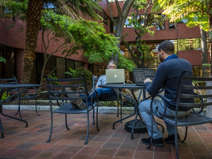 Outdoor Coworking Space Pleasant Hill, CA | Pacific Workplaces